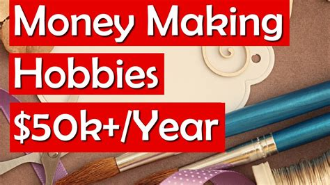 Best Place To Sell Handmade Items - hobbies that make money earn 50k year selling crafts on