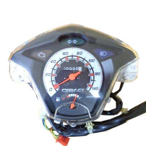 speedometer assy beat fi 37200k25901 honda genuine