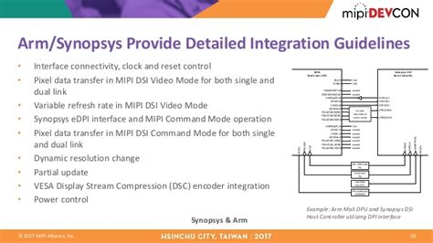 mipi layout guidelines mpi devcon hsinchu city 2017 driving 4k high resolution