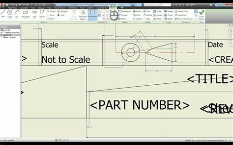 autodesk templates creating your own drawing template in autodesk inventor