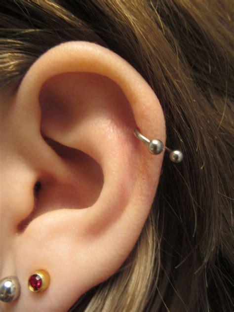 helix piercing by nessie905 on deviantart