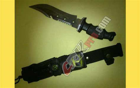Pisau Belati Cobra jual borgol tangan polisi dan pisau rambo aitor