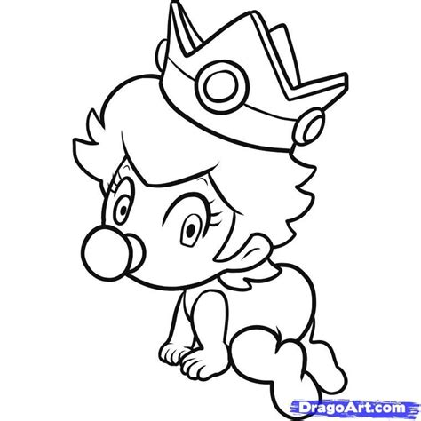 baby disney character coloring pages coloring home