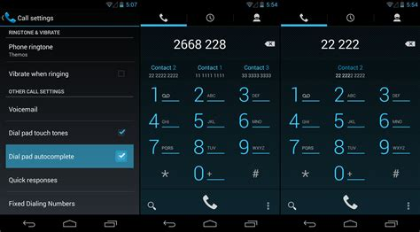 android dialer storage android 4 3 t9 dialer the android soul