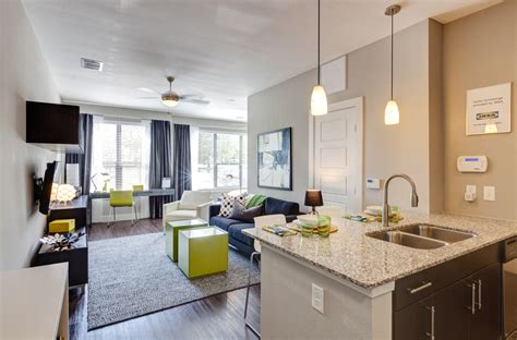 Frisco Apartments Living The Quot Suite Quot Life Amli Blog Design An Apartment