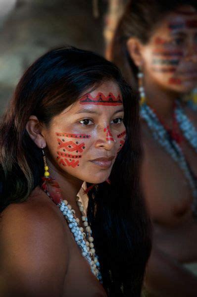 Kalung Brazillian Ethnic 1 de 760 b 228 sta povos ind 237 genas bilderna p 229 kultur och
