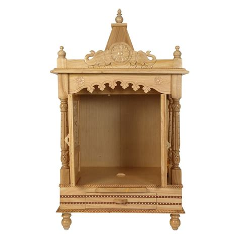 wooden mandir wooden temple design wooden temple for
