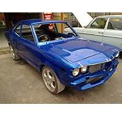 Mazda Rx3  Cook Drive Smash Repairs Coffs Harbour Car