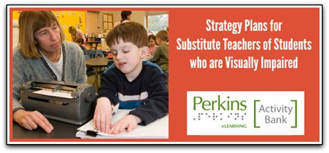 plans for substitute teachers perkins elearning