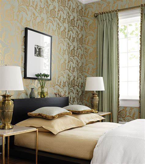 Green Wallpaper And Matching Curtains   wallpaper and matching bedding wallpapersafari