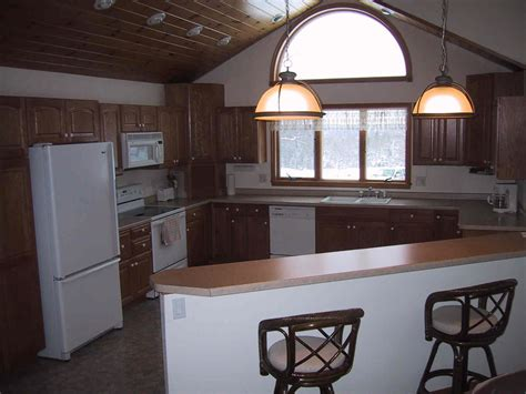 Hilltop Kitchen by Accommodations Abr Trails
