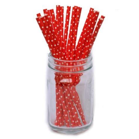 Dasi Kupu Kupu Polkadot Wrn Merah sedotan merah polkadot pestaseru toko grosir