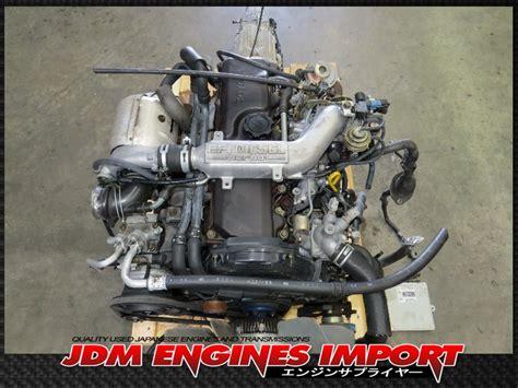 jdm  toyota hilux runner  efi diesel turbo engine