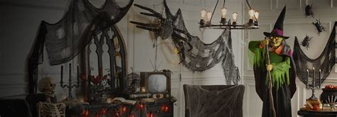 halloween themes for haunted house buy halloween decorations at the home depot