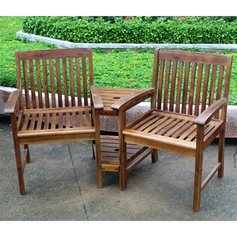 stain for outdoor furniture chatham corner patio chair in stain vf 4113 stain
