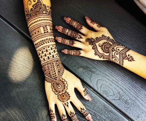 henna tattoos entfernen ideen und anleitung zum henna selber machen