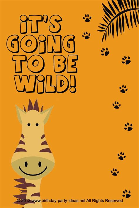 Themed Party Quotes | jungle themed sayings quotes quotesgram
