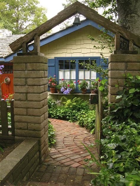 carmel by the sea cottages and the o jays on pinterest