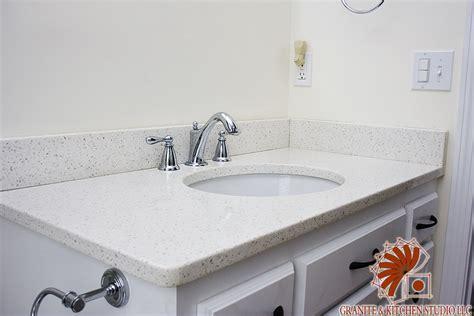 Iced White Quartz   Granite & Kitchen Studio