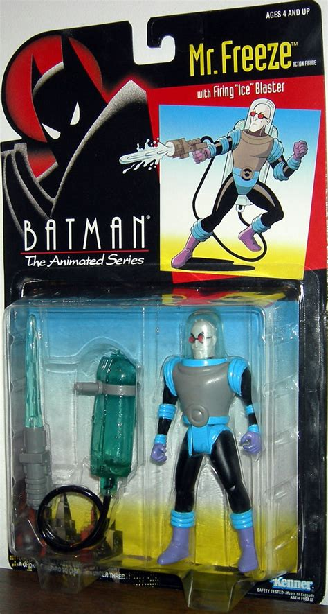 Tas Mr Go mr freeze batman animated series