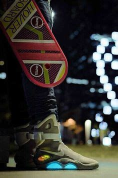 marty mcflyback   future    future pinterest nike air mag inspiration
