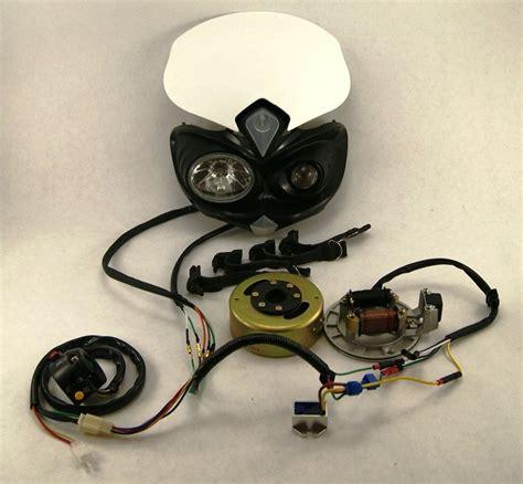 honda crf50 light kit headlight kit honda crf50 xr50 head lights crf xr 50 crf70