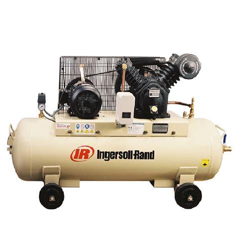 hp ingersoll rand electric air compressor cfm bar