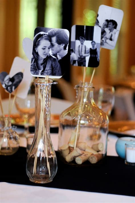 wedding centerpieces pictures in vases diy themed