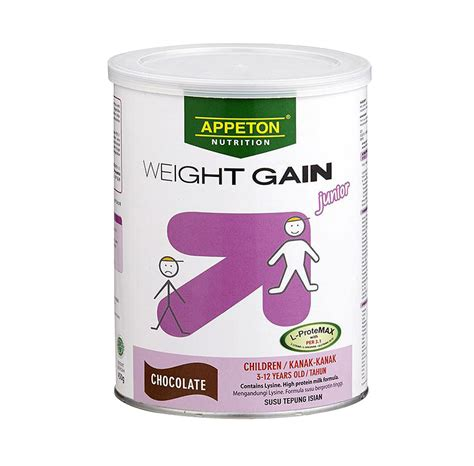 Appeton Weight Gain Box by Products Appeton Weight Gain Children