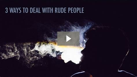 7 Ways To Deal With Rude At Work by 3 Ways To Deal With Rude Fischer