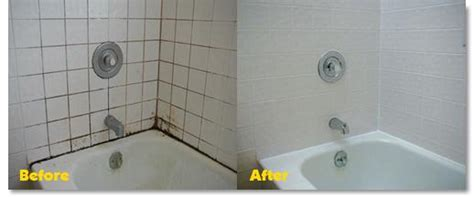 regrouting bathtub tub shower regrout and recaulk from grout doctor in gold
