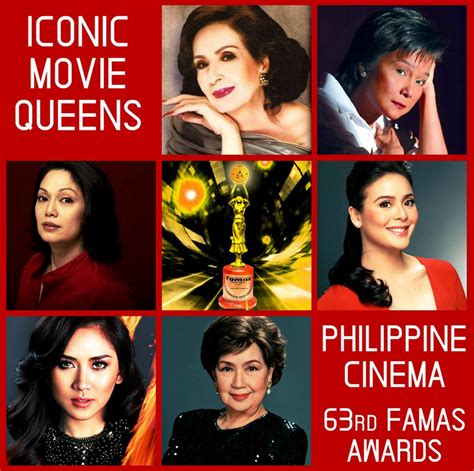 63rd famas awards 2015 63rd famas awards 2015 complete list of nominees