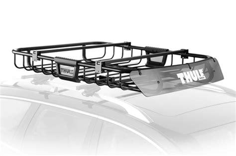 jeep roof basket mopar oem jeep commander thule roof mount cargo basket