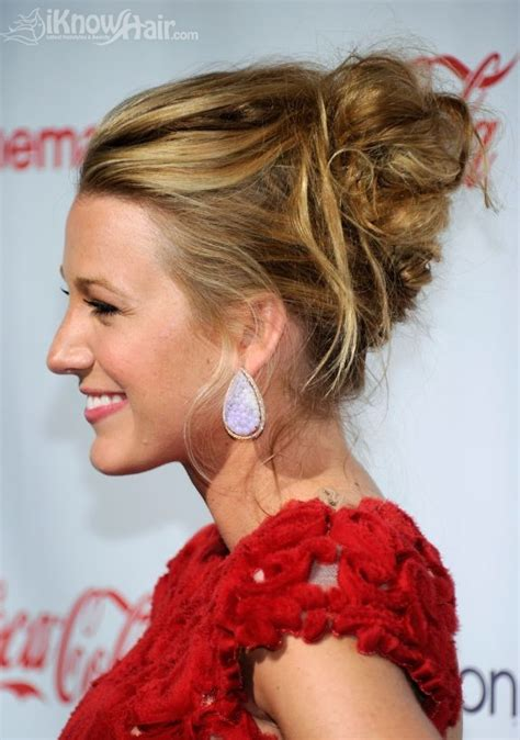 gossip girl hairstyles how to blake lively hair blake lively hairstyles gossip girl