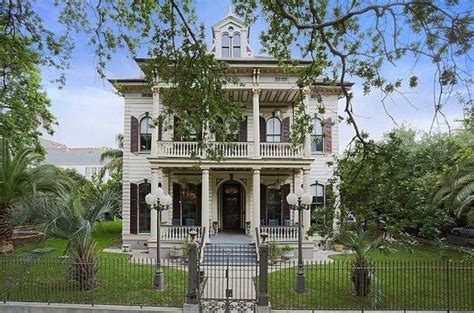 anne rice house peek inside anne rice s former new orleans mansion curbed