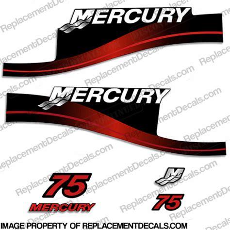 mercury boat engine decals boat engine decals page 32