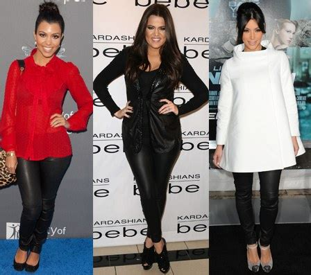 Derin Top By Fa Fashion khloe and kourtney s 5 best carpet