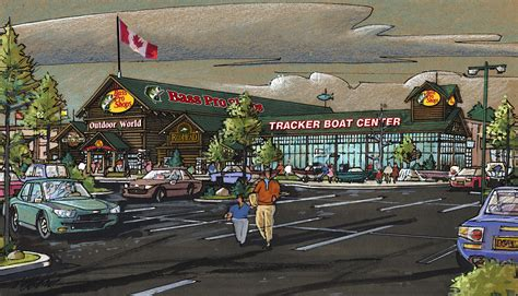 Bass Pro Gift Card Locations - bass pro shops announces sixth canadian store located in metro vancouver british