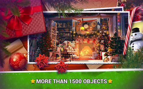 hidden objects christmas trees finding object  android apk