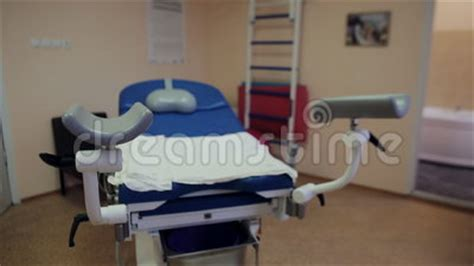 Rooms To Go Delivery Time by Examination Table In The Delivery Room Stock