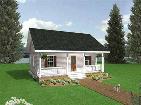 Small Country Homes by Small Cottage Cabin House Plans Small Cabins Tiny Houses