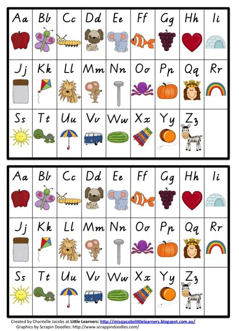 alphabet chart 7 photo of 11 for modern cursive alphabet chart