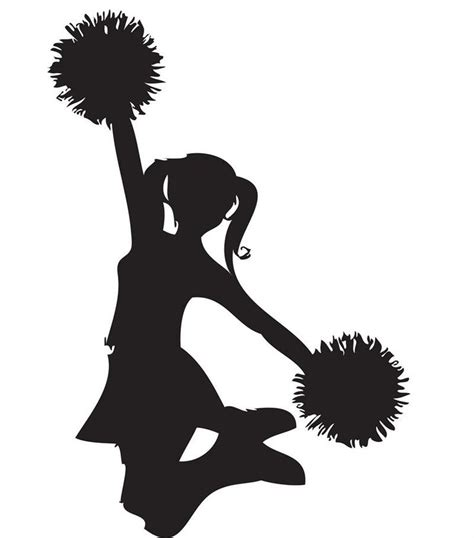 cheerleading clipart cliparts co