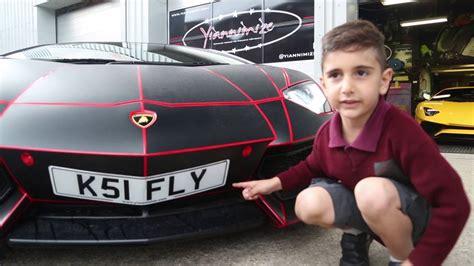 Ksi S Lamborghini by Reviewing Ksi S Lambo Youtube