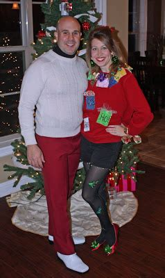christmas vacation costume ideas the doyal diaries tacky 2010