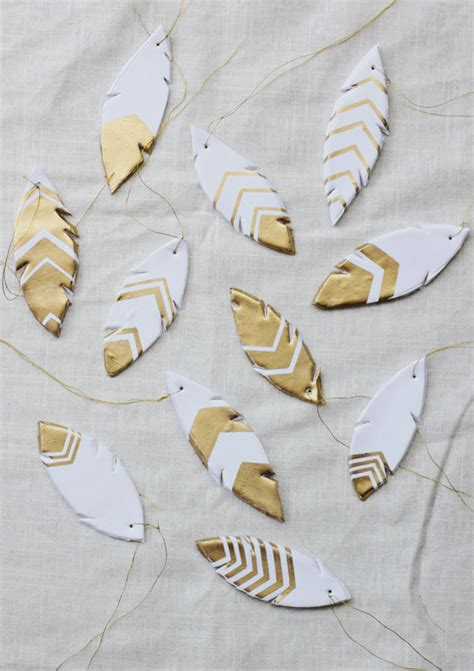 diy clay feathers by kelli murray diy projects 100