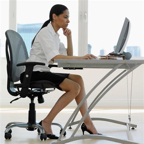 back from sitting at desk easy workout to undo the damage of sitting at your
