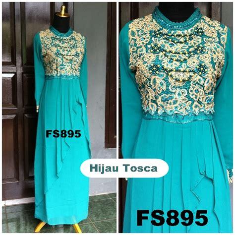 Fs 3063 C Baju Tidur baju gamis pesta lebaran edisi 21 april fika shop