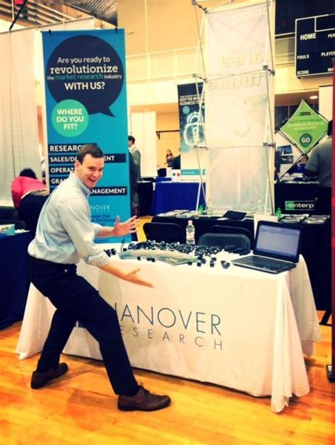unc career fair and our aweso hanover research office