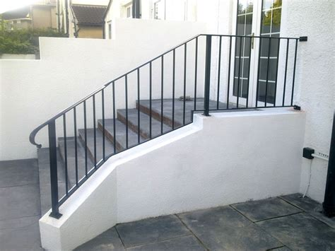 Wrought Iron Balustrade Wrought Iron Balustrades Made By Compton Welding In